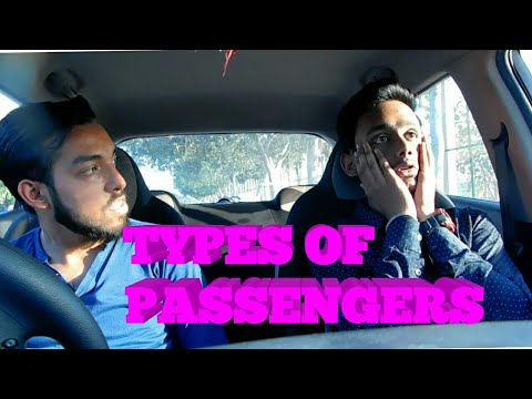 Types of passengers ft. Mohit Raj | Funny vines 2018 | Beginners comedy club |