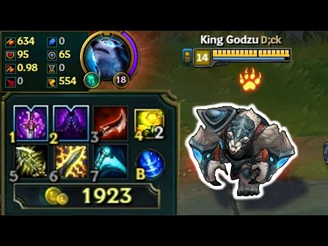 This New Assassin Volibear Build Is Great