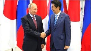 Заявление для СМИ по итогам российско-японских переговоров. Прямая трансляция