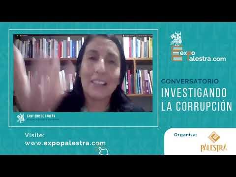Conversatorio: Investigando la Corrupción