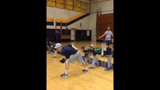 Olmsted Falls Youth Baseball Camp