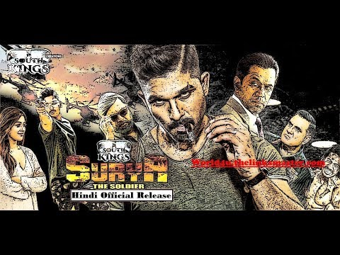 Surya The Brave Soldier Hindi Dubbed Movie...