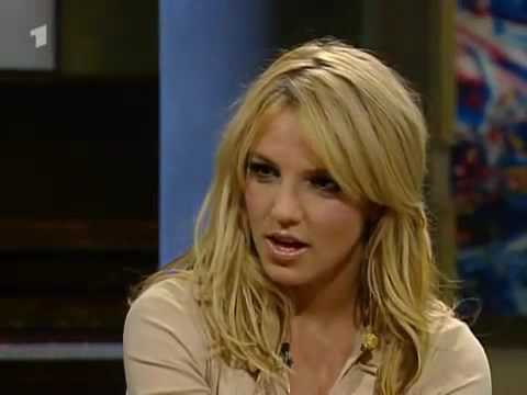 Britney Spears Interview on a german TV Show ARD (1/2)