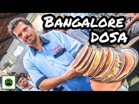 Bangalore's Favourite VIDYARTHI Bhavan, Benne Dosa, Brahmins Coffee & More
