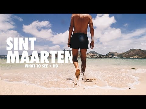 What Happened in St Maarten | 2019 Travel Guide | Beaches + Hiking