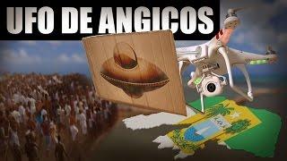 A apavorante história da cidade do Rio Grande do Norte que confundiu um drone com disco voador