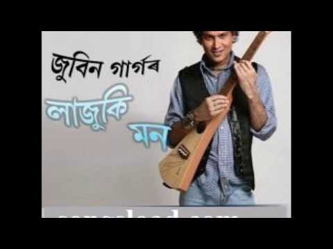Lajuki Mon By Zubeen Garg Audio HD JukeBox