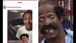Mexican Cartel Made NBA YoungBoy Cuts His Dreads and Grow A Mustache In Jail