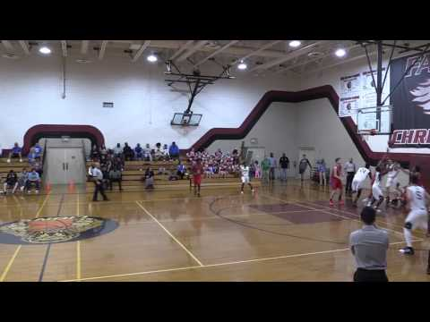 DME/Warner Christian Academy at Faith Christian Academy 11/28/16