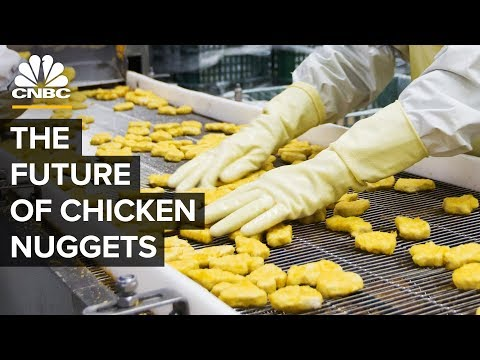 Why Chicken Nugget Demand Is Flat