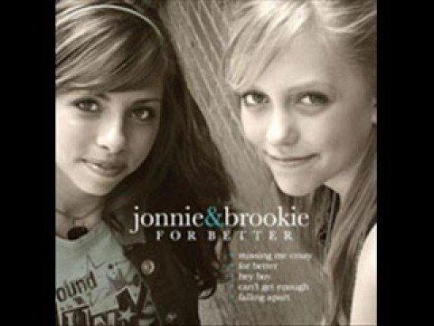 Jonnie and Brookie - For Better Lyrics | Musixmatch