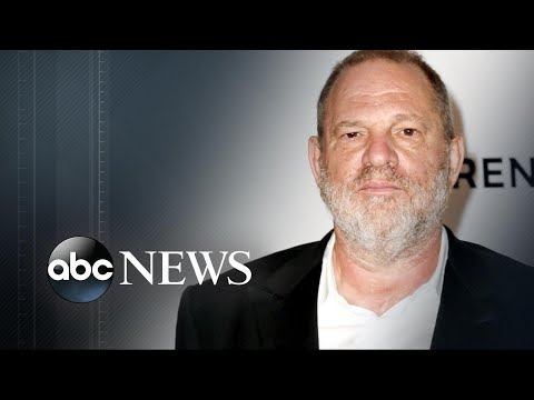 Harvey Weinstein resigns from the Weinstein Co.