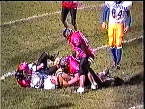 Brookside High School Vs. Clearview - Football 2003