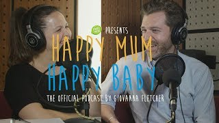 Simon Hooper (Father of Daughters) | HAPPY MUM, HAPPY BABY: THE PODCAST | AD