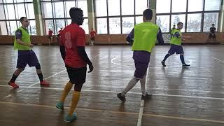 Чемпионат Гродно по мини футболу Политех Университет 04 02 2021