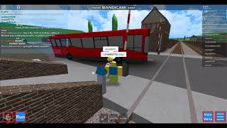 ROBLOX GLITCHED | The Day The Noobs Attacked