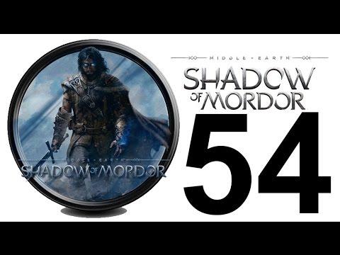 Middle Earth Shadow of Mordor полное Прохождение 54 - 95%. Охотничьи испытания НЕТОПЫРИ