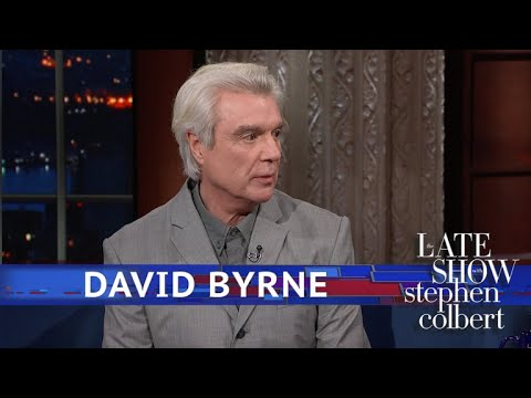 David Byrne Thinks Jared Kushner Is Musical Material
