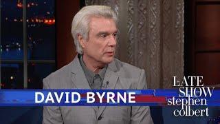 David Byrne Thinks Jared Kushner Is Musical Material