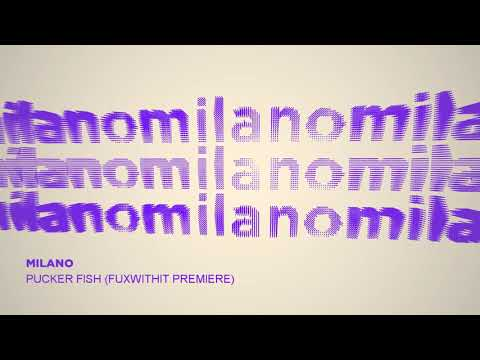 Milano - Pucker Fish (FUXWITHIT Premiere) | TRAP