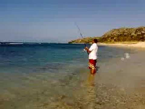 Fishing in Santo Domingo
