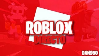 ! Playing with the subs!-DIRECTO-Name of Roblox: danyromer950