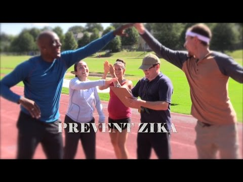 Pass the Baton Not Zika: Training for Prevention