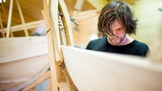 Oselvarverkstaden -  a project on building and use of Oselvar boats