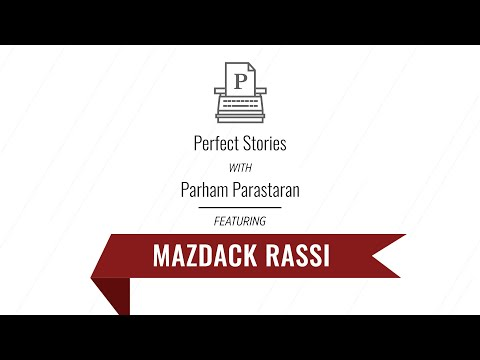 Perfect Stories with Parham featuring Mazdack Rassi