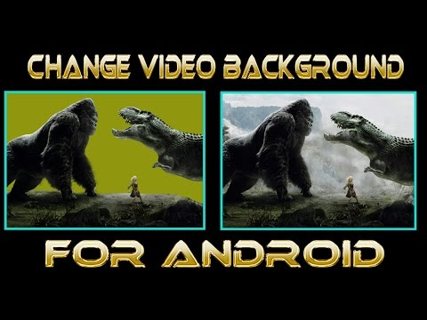 how to fix green screen on videos android