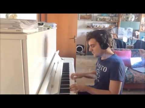 Adele - Hello (Piano Cover) || by Alex Shade