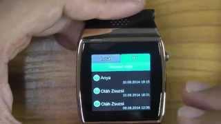 u watch pro smart wearable magyar
