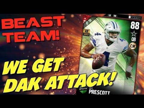 "DAK ""ATTACK"" PRESCOTT & JADEVEON CLOWNEY EAT! KAY"