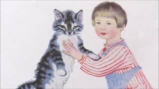 Мультик Котенок Усатый-полосатый Маршак, сказка для малышей