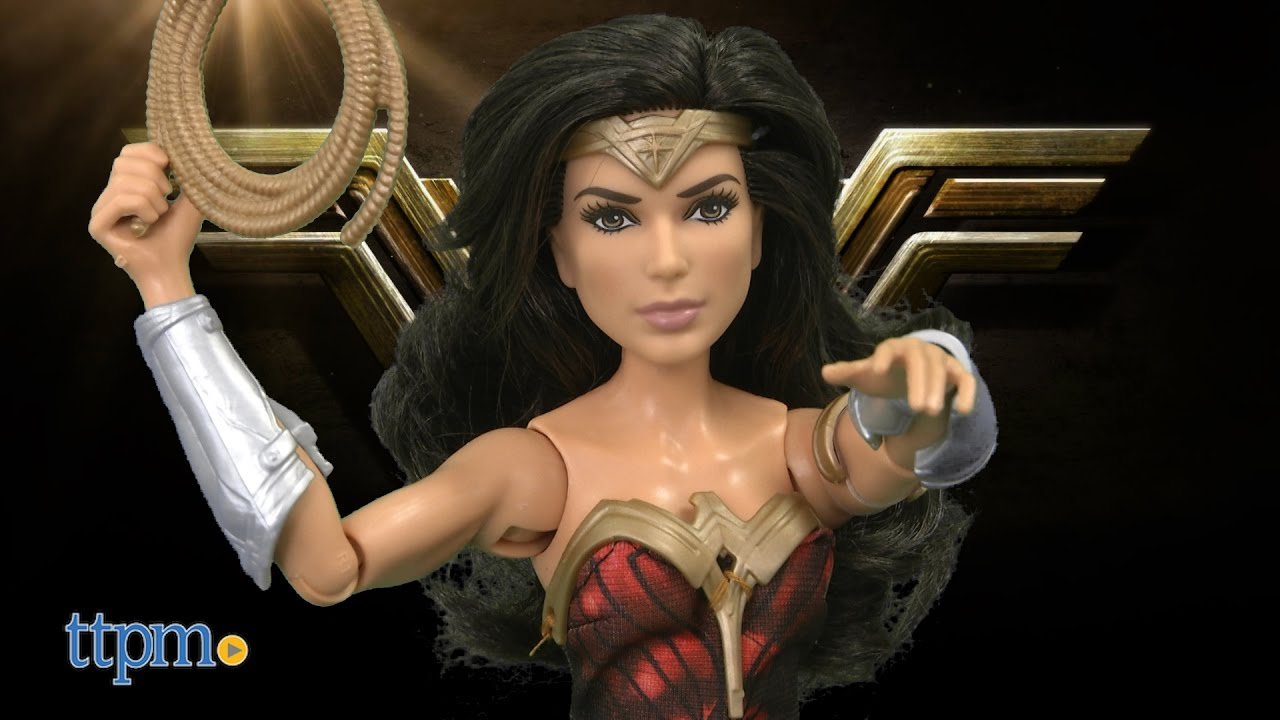 Doll review 2017 black label queen hippolyta doll face three - Wonder Woman Battle Ready Doll From Mattel Ttpm Toy Reviews