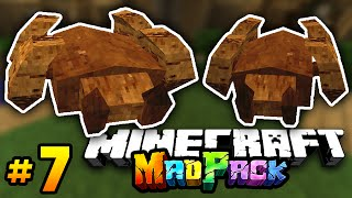 "Minecraft MAD PACK! ""GORGOMITE ATTACK!"" #7 (Modded Survival) w/PrestonPlayz & Lachlan"