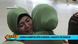 Hujat Wiranto di Medsos, Istri Anggota TNI AU Diperiksa