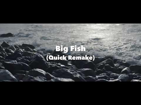 Vince Staples- Big Fish (instrumental)