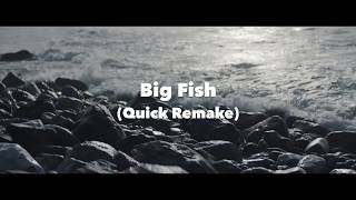 Vince Staples- Big Fish (instrumental)