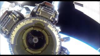 NASA ISS EVA Hoax spacewalks and water bubbles Part 1