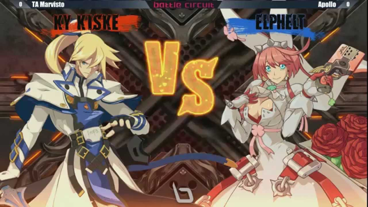 Next Level Battle Circuit 145 - GGXRD - TA Marvisto vs Apollo / Smoothviper vs A3 Religion