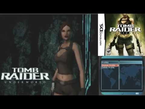 Tomb Raider Underworld NDS