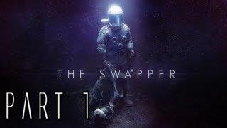 The Swapper Walkthrough - Part 1 - Return to Space Station Theseus