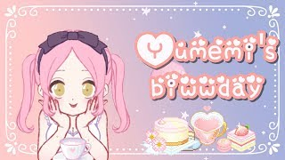 【LIVE】16/08 Yumemi's Biwwday Party ೭੧(❛▿❛✿)੭೨