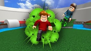 Roblox Fart attack hao baby fart simulator spiral fart Tornado wantonly sweep the whole field to dominate