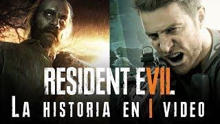 Resident Evil 7 I La Historia en 1 Video