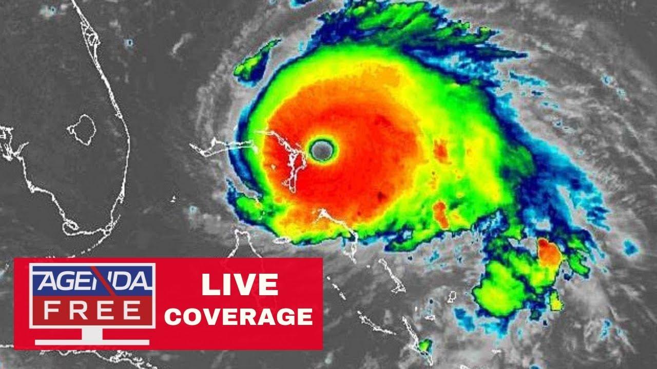 Agenda Free TV LIVE Hurricane Dorian Coverage