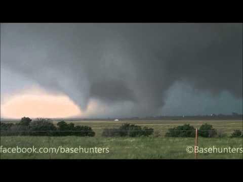 5/31/13 Widest Ever (2.6 Miles Wide)  El Reno Tornado and Oklahoma City Tornadoes