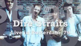 Dire Straits - Sultans of swing [Rotterdam -78]