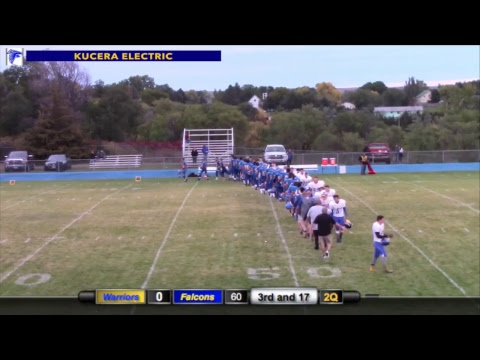 Standing Rock , N.D vs Todd County Falcons (FB)